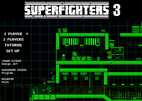 Superfighters Unblocked Games